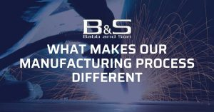 What Makes our manufacturing process different